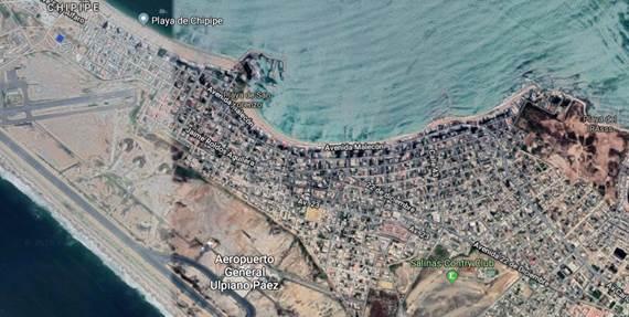 Ciudad de Salinas-Provincia de Santa Elena.